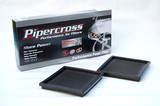 Pipercross Sportluchtfilters - Vervanging- Sport- en Race filters